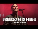 FREEDOM IS HERE - LIVE IN MIAMI - Hillsong UNITED
