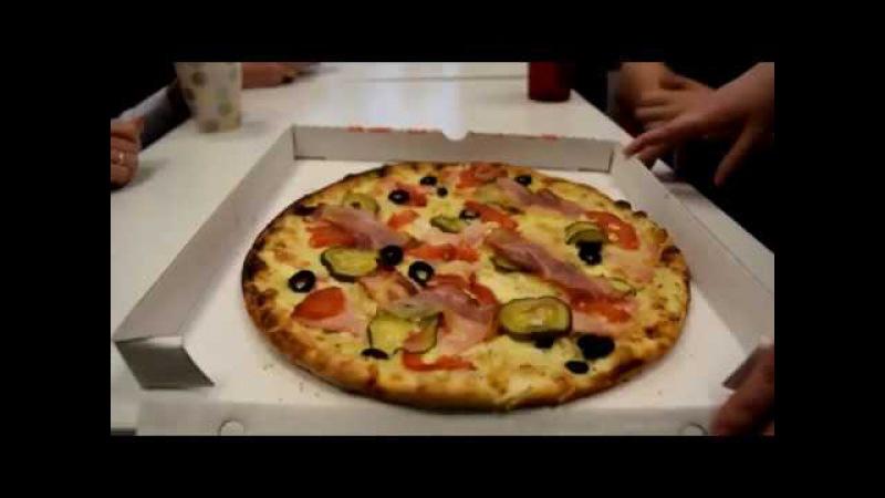ФОЦ TV. Обзор доставок пиццы