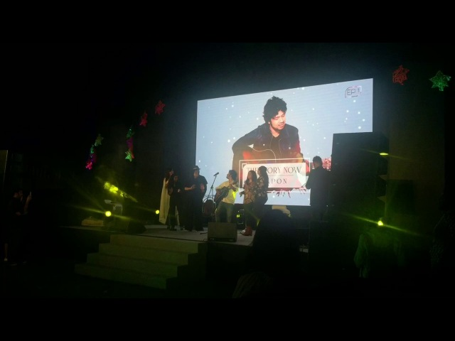 Papon and friends-launch of his new EP on Saavn The Story Now