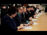 В администрации обсудили вопросы безопасности в новогодние каникулы