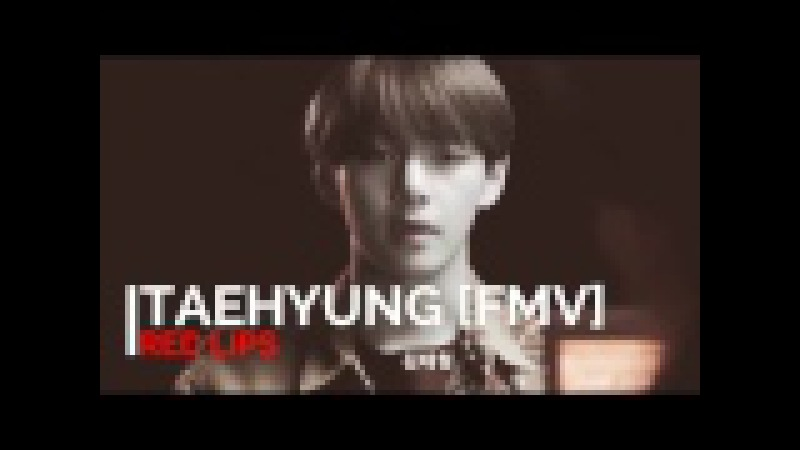 KIM TAEHYUNG/V [FMV] - RED LIPS (21)