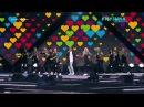 Ваня Чебанов - Ты №1 (Лужники, XIX Всемирный фестиваль молодёжи и студентов 2017)