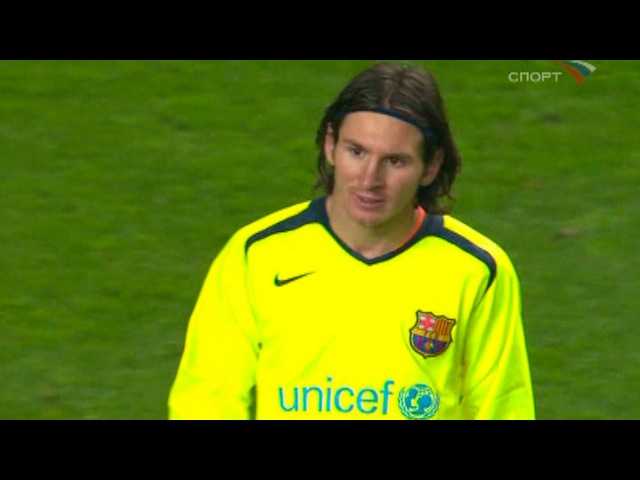 Lionel Messi vs Liverpool (UCL) (Away) 2006-07 HD 720p