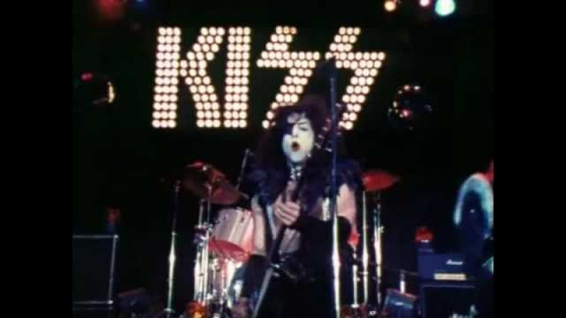 Kiss - Rock And Roll All Nite (1975)