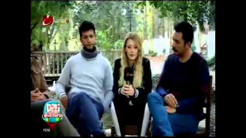 Gizem Karaca - Dizi Doktoru programı KanalTürk TV