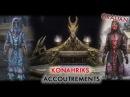 Skyrim Konahriks Accoutrements - серия модов о Драконьих жрецах