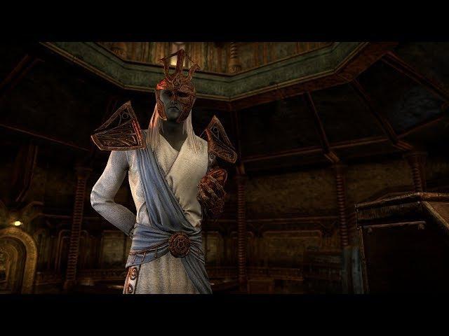 The Elder Scrolls Online Clockwork City - Final Sotha Sil Dialogue