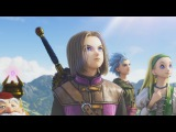 DragonQuest XI 3DS Walkthrough - Beginning of the Game (New Footage)