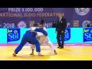 Видеозапись финала Гран-при Туниса по дзюдо 2018 в категории до 60 кг