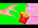 DIY БРЕЛКИ в виде ЕДЫ / Брелки на Рюкзак / Укрась рюкзак! / Back to School 🐞 Afinka