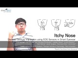 Itchy Nose: Discreet Gesture Interaction using EOG Sensors in Smart Eye-Wear