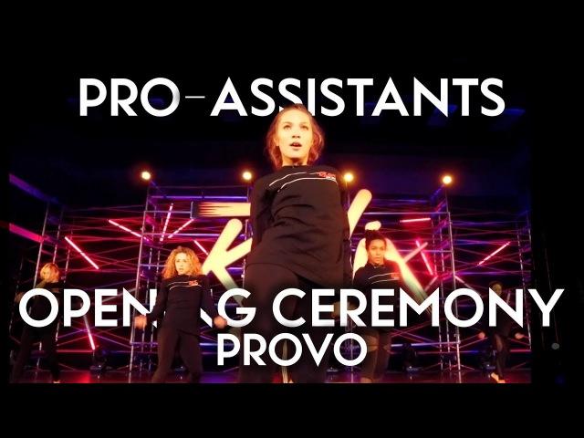 Radix Opening Ceremony Provo feat Maddie Ziegler | Radix Dance Fix Season 2 | Ocho Cinco