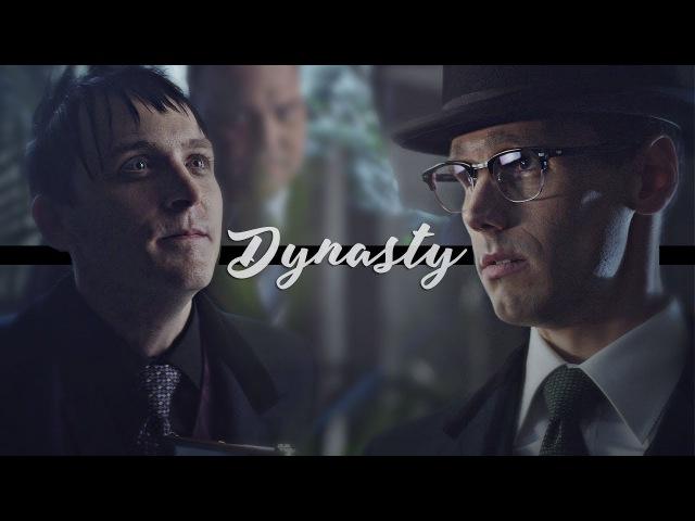 [ nygmobblepot    dynasty ]