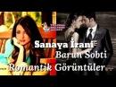 Sanaya Irani Ve Barun Sobti'den Romantik Görüntüleri