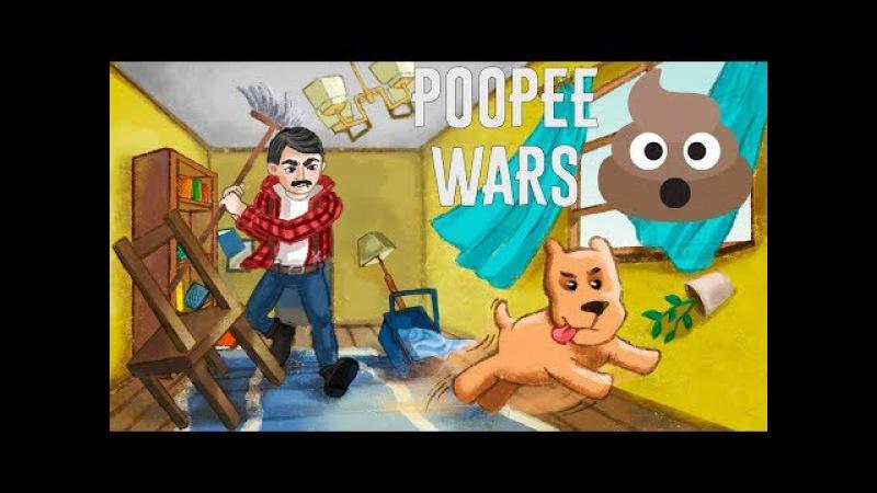 Simulador de Cocô de Cachorro - PooPee Wars (Multiplayer Online) Alpha