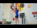 Чемпионат России по тяжёлой атлетике