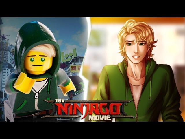 LEGO NINJAGO in BEAUTIFUL Version! See all the Ninjago characters as beautiful humans!