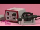 Фрезер Strong 204, 35000 об/мин (65 Ватт) для маникюра и педикюра. Видео-обзор от AmoreShop