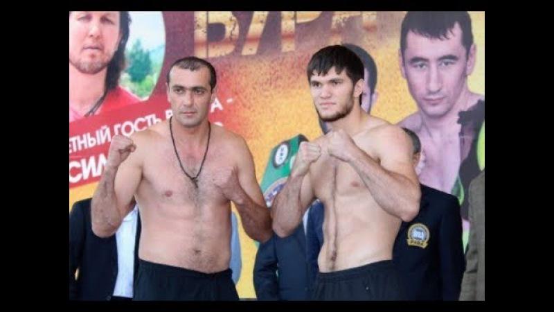 Али Ахмедов - Миндиа Нозадзе