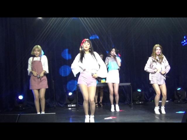 걸그룹오마주(O My Jewel) - 템버린 - 강남 뉴타TV 2017.10.12일.hnh.