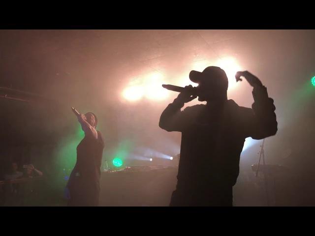 Ростовская группа Каста исполнила свой хит На порядок выше в Тюмени. (29 октября 2017 г.) (видео)