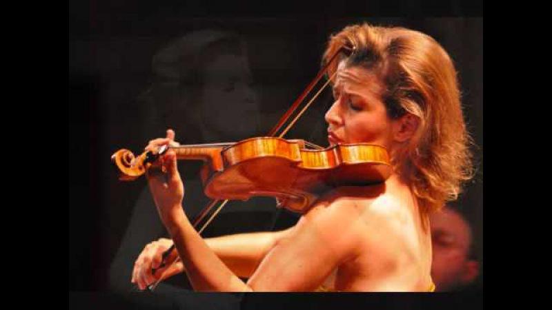 Tchaikovsky Violin Concerto - Allegro moderato (22) - Anne-Sophie Mutter
