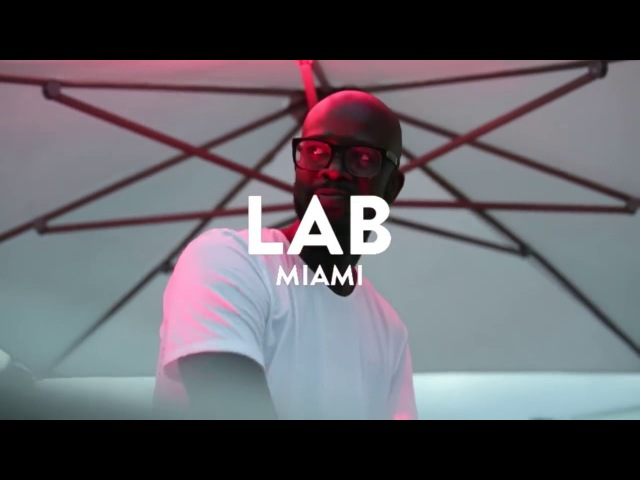Black Coffee - The Lab for Miami Music Week