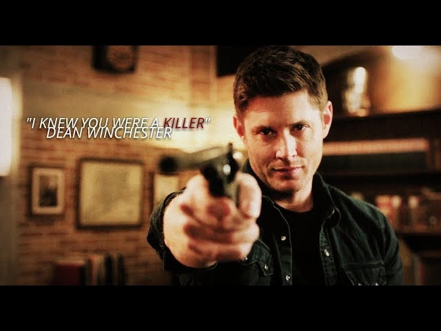 Dean Winchester Don't put the blame on me
