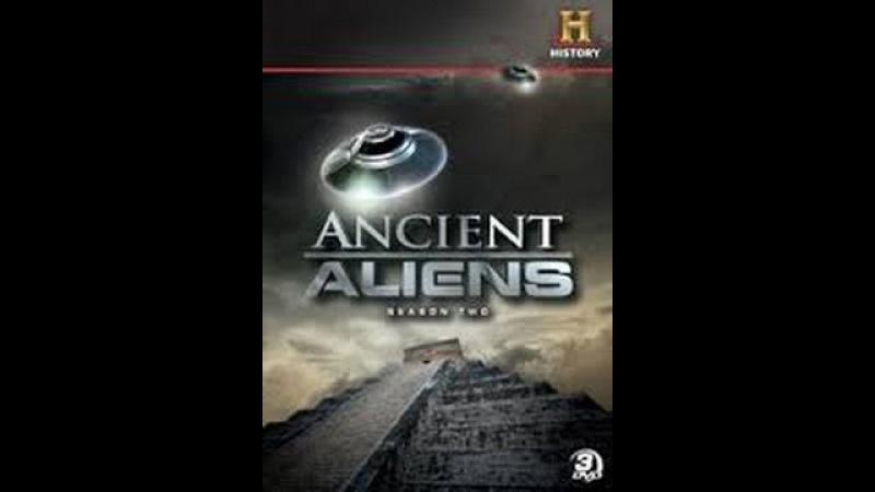 Древние пришельцы /Подземные пришельцы 2 сезон 04 серия History Channel:HD