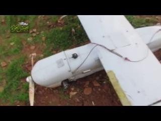 FSA shoot down Russian drone in Latamneh, rural north Hama