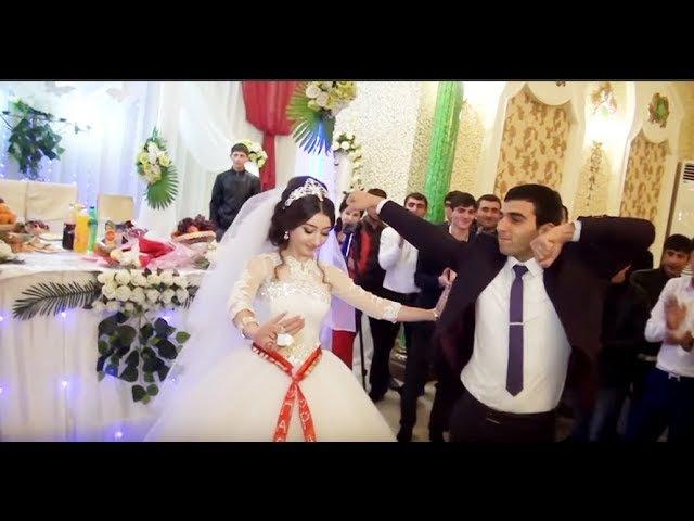 Лезгинка Замечательный молодеж Невеста не реально красиво танцует 2018 The bride is reall...