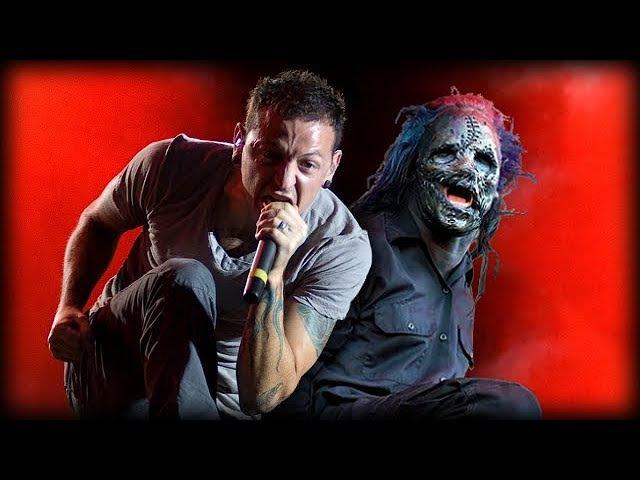 Linkin Park Slipknot One Step For The Maggots OFFICIAL MUSIC VIDEO FULL HD MASHUP