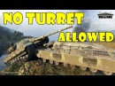 World of Tanks Funny Moments NO TURRET ALLOWED