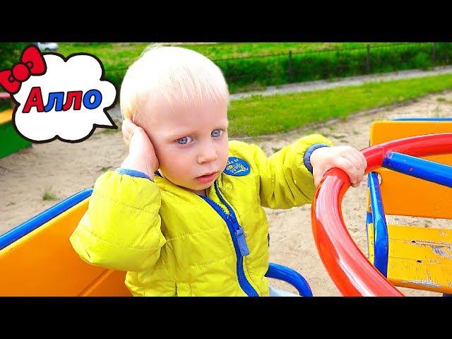 Бассейн с горками Обзор Отеля детская комната с цветными шариками отдых с детьми