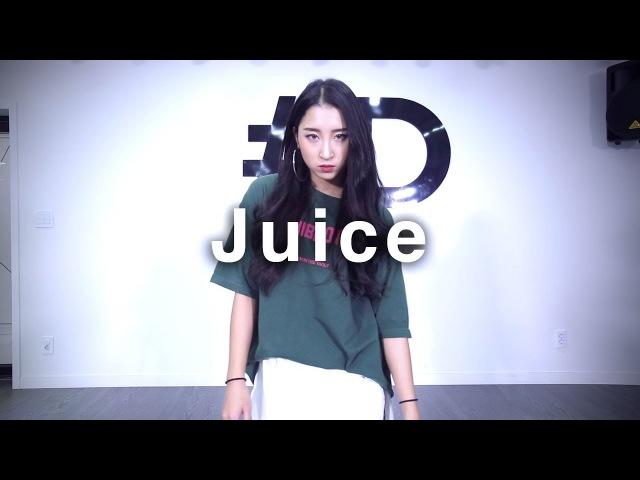 Lady Leshurr - Juice / Yejin Park (DPOP HIP-HOP CLASS)