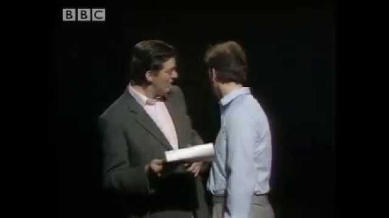 Love it or Loathe it - A Bit of Fry and Laurie - BBC