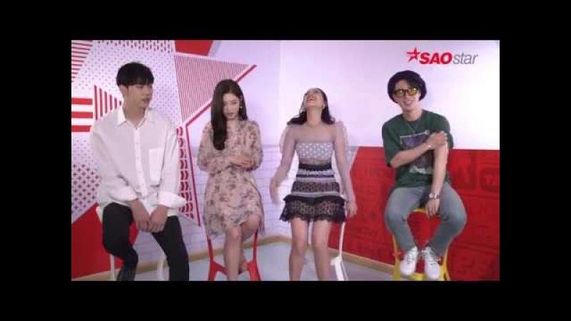 San E - Jin Ju Hyung ngượng ngùng, đáng yêu nhảy theo nhạc của Chi Pu