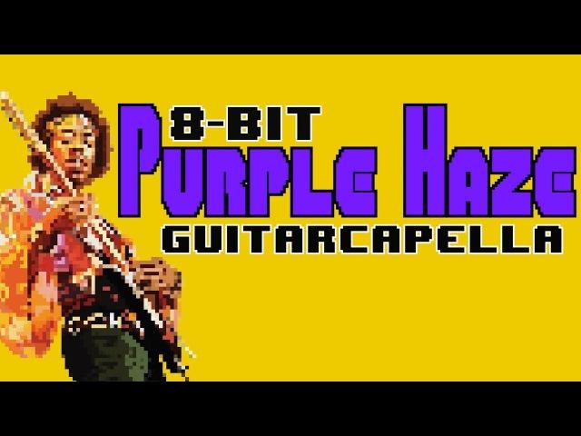 Purple Haze 8-Bit Guitarcapella