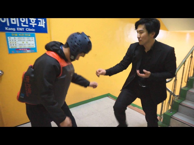 Master Jeong's Taekwondo Episode 2 태권도청지회중동도장 跆拳道 淸志會 中洞道場 Taekwondo self defense