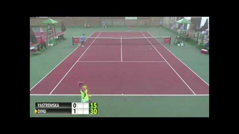 Yastremska Dayana v Dinu Cristina - 2016 ITF Sharm El Sheikh