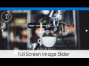 Full Screen Image Slider With HTML CSS JS