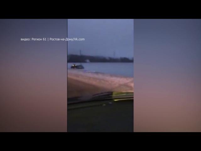 На М-4 под Ростовом 9 автомобилей попали в ДТП