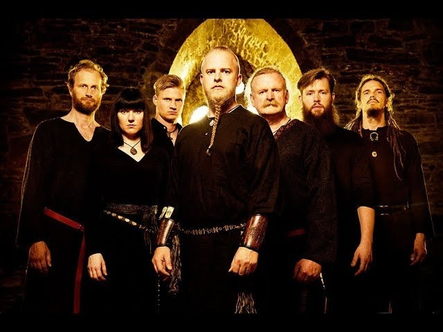 WARDRUNA HD best sound quality Gdańsk, Teatr Szekspirowski, Poland, 20th October 2017
