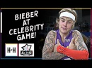 Justin Bieber Full Highlights at 2018 All-Star Celebrity Game | Feb 16, 2018