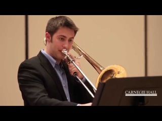 Carnegie Hall Trombone Master Class: Wagner's Ride of the Valkyries