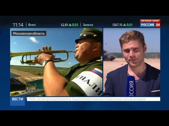 Новости на «Россия 24» • Сезон • Россия лидирует на соревнования по танковому биатлону в Алабино