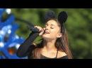Ariana Grande Tori Kelly at Disney Parks Unforgettable Christmas Parade