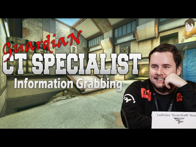 CT Specialist: How GuardiaN Consistently gets Faze Information on Cache
