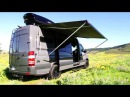 Edgar - Mercedes Sprinter 4x4 170 custom conversion by EAV, drive 4 sleep 4.