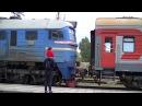Путешествие в Калязин - дуэт Колокольня Калязина приехал в Калязин